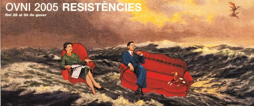 Resistances : OVNI 2005