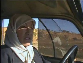 Une femme taxi a Sidi Bel Abbes