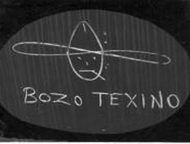 Who is Bozo Texino?