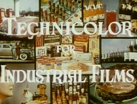Technicolor for Industrial Films